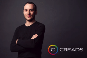 Julien Mechin co-fondateur Creads